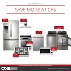 Canadian Appliance Source flyer in