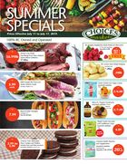 Choices Markets Weekly in