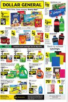 Dollar General Weekly Ad in