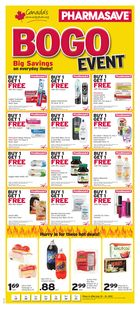 Pharmasave Weekly Flyer & Coupons in Halifax