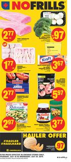 No Frills Weekly Flyer in
