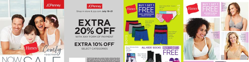 JCPenney Mailer in Houston