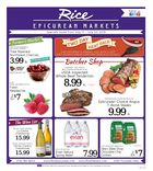 Rice Epicurean Markets Weekly in Houston