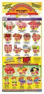 La Michoacana Meat Market Bi-Weekly in Houston