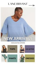 Lane Bryant  Flyer in
