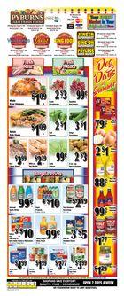 Pyburn's Farm Fresh Foods Weekly in Houston