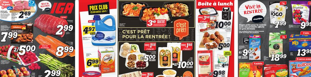 Montreal Weekly Flyers and Deals | Flipp