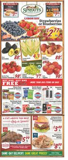 Sprouts Farmers Market Weekly Ad Houston Texas