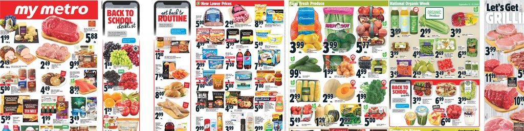 Metro Northgate Shopping Centre grocery store | Metro