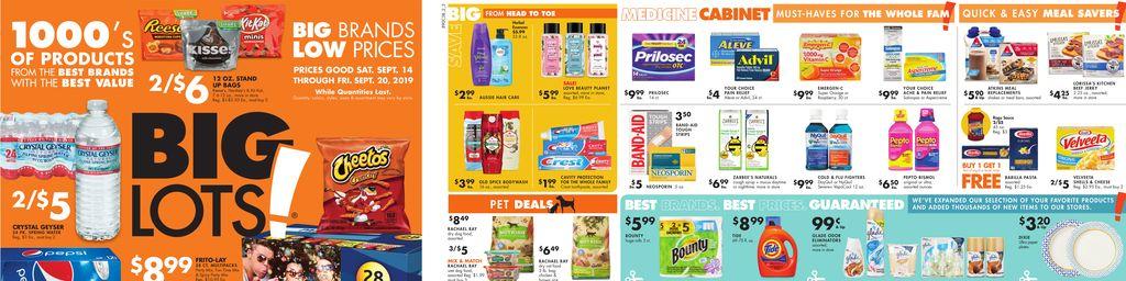 Gratis Weekly General Merchandise Flyers And Deals Flipp