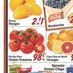 Sprouts Farmers Market Weekly Ad - May 22 to May 29