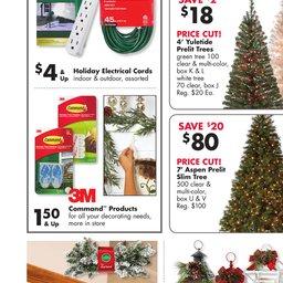 big lots weekly ad - Big Lots Christmas Trees