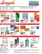 Longos Pharmacy Flyer in Hamilton