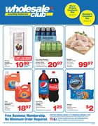 Wholesale Club and Club Entrepôt Club Savings in Hamilton