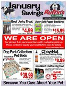 Ruffin's Pet Centres Monthly in Hamilton