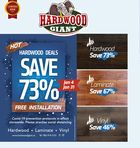 Hardwood Giant Weekly Ad in Hamilton