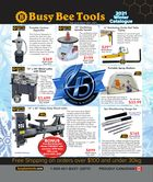 Busy Bee Tools Monthly in Hamilton