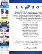 La-Z-Boy Flyer in Hamilton