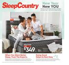 Sleep Country Canada eFlyer in Hamilton