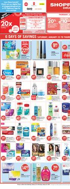 Shoppers Drug Mart Flyer in Hamilton