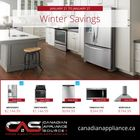Canadian Appliance Source flyer in Hamilton