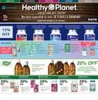 Healthy Planet Monthly Ad in Hamilton