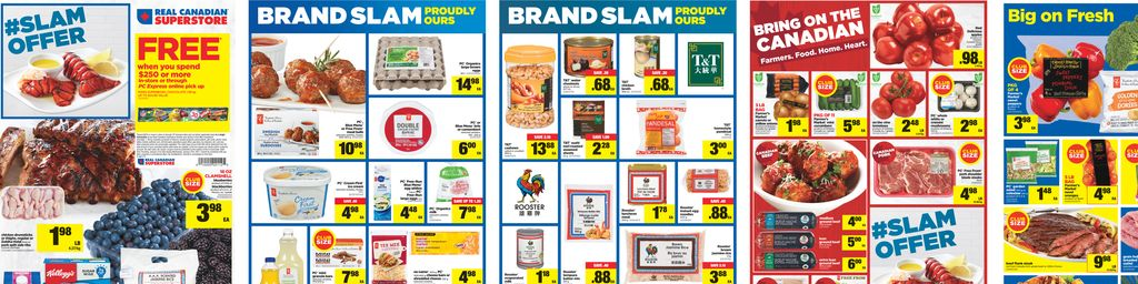 Real Canadian Superstore Weekly Flyer in Hamilton