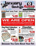 Ruffin's Pet Centres Bi-Weekly in Hamilton