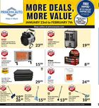 Princess Auto National Sale in Hamilton