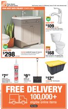 Home Depot Weekly Flyer in Hamilton