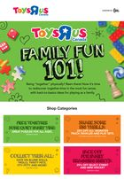 "Toys ""R"" Us Flyer in Hamilton"