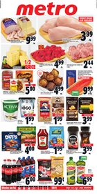Metro Weekly Savings in Hamilton