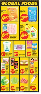 No Frills World Foods Flyer in Hamilton