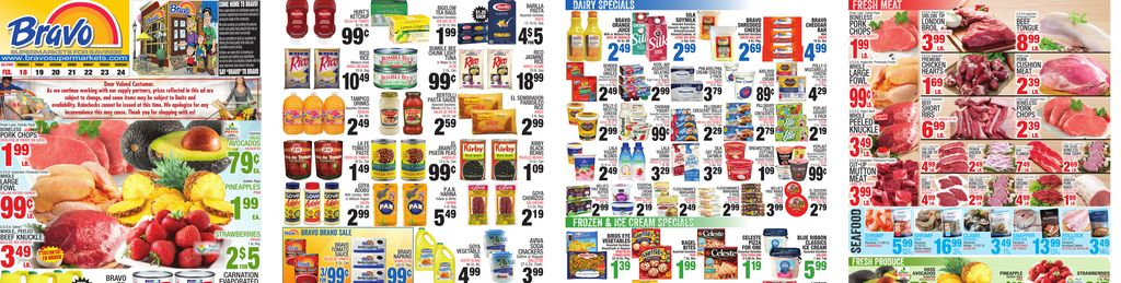 Bravo Supermarket