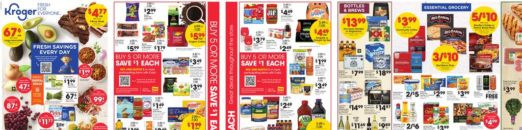 Kroger Weekly Ad in Ashburn