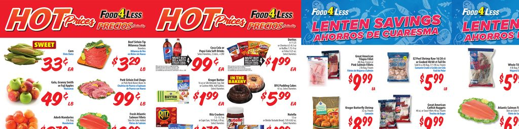 Food 4 Less California Weekly Ad in Ashburn