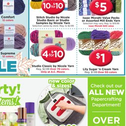 AC Moore Weekly Ad - Sep 30 to Oct 06
