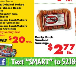 Antoine Dr  Smart Shop | Houston Grocery Weekly Ad