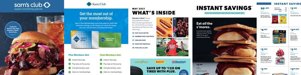 Sam's Club Flipp Flyer in Ashburn