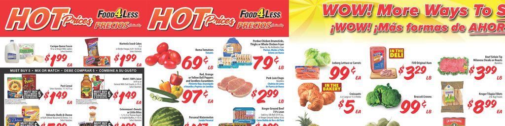 Food 4 Less Chicago Weekly Ad in Ashburn