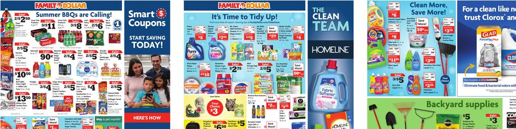 Family Dollar Current Ad in Ashburn