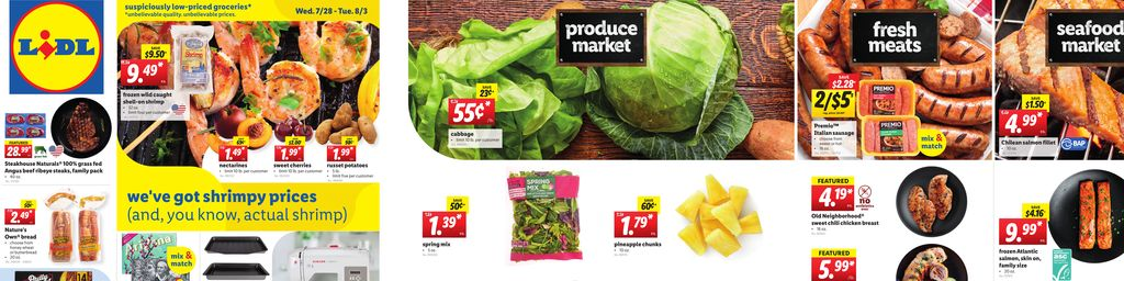 Lidl Weekly Ad in Ashburn