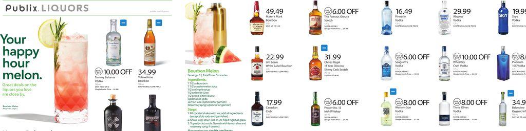 Publix Liquors