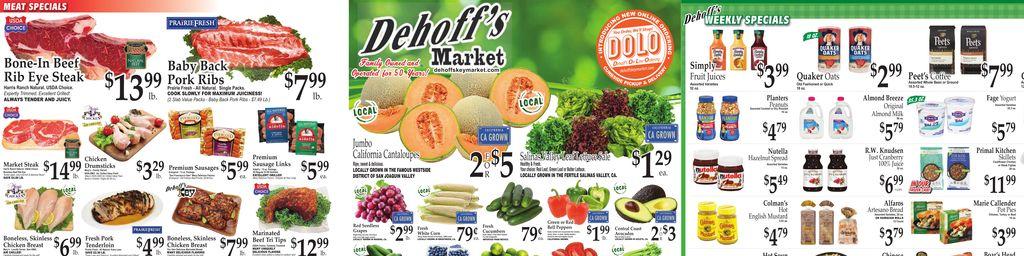 Dehoff's Key Markets