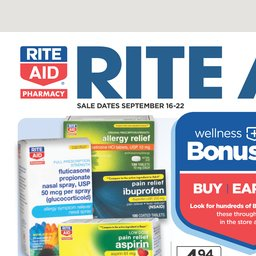 rite aid weekly ad rite aid weekly circular rite aid