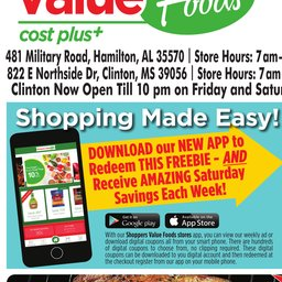 Weekly Ads | Weekly Grocery Ads | Weekly Flyers | Shoppers Value Foods
