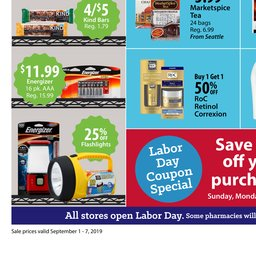Weekly Ad | Bartell Drugs