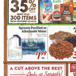 Sprouts Farmers Market Weekly Ad - Aug 14 to Aug 21