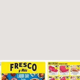 View Your Local Weekly Ad | Fresco y Más