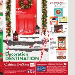 Our Latest Ads Christmas Tree Shops AndThat! - Christmas Tree Shop Paramus Nj